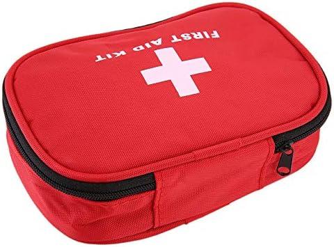 abbybubble Kit de Primeros Auxilios Caliente Supervivencia de Emergencia Bolsa de Rescate médico Estuche de Tratamiento Inicio