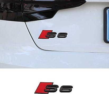 S5 Abzeichen Emblem Aufkleber Logo Sticker A5 RS5 Rs Audi Heck Kofferraum Deckel