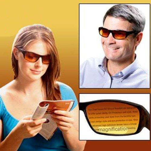 HD BIFOCAL SUNGLASSES +3.0 - Sunglasses Hd Bifocal