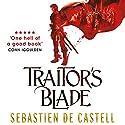 Traitor's Blade: The Greatcoats, Book 1 Hörbuch von Sebastien de Castell Gesprochen von: Joe Jameson