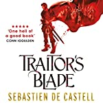 Traitor's Blade: The Greatcoats, Book 1 | Sebastien de Castell