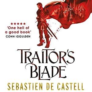 Traitor's Blade Audiobook
