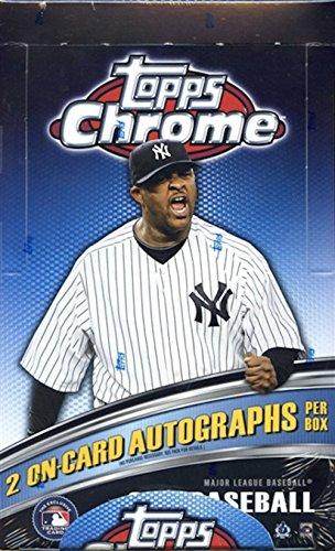2011 Topps Chrome MLB Baseball HOBBY box ()