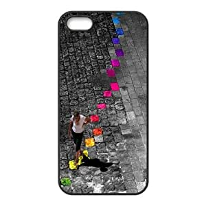 Color your life New Fashion Case for Iphone 5,5S, Popular Color your life Case