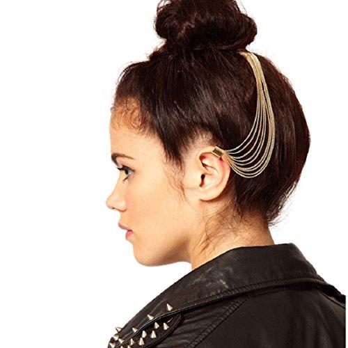 Wear Ear Cuffs - 7