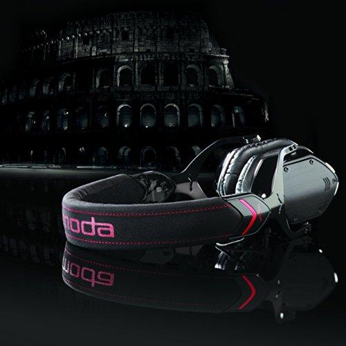 51wwSzDovoL - V-MODA Crossfade M-80 Vocal On-Ear Noise-Isolating Metal Headphone (Shadow)