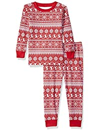 Toddler and Baby 2-Piece Pajama Set