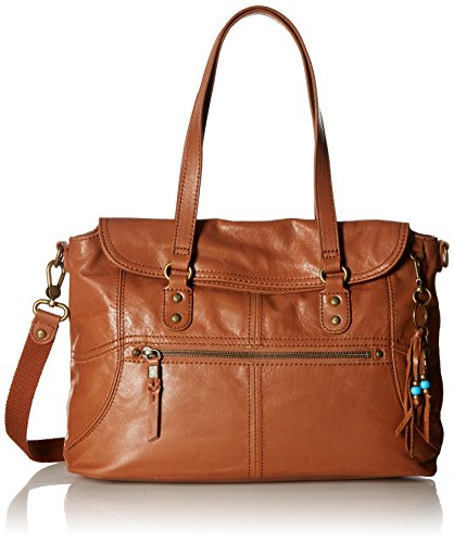 The Sak Esperato Flap Satchel, Tobacco by The Sak