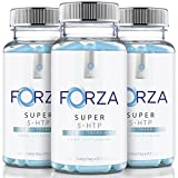FORZA Super 5-HTP 200mg - Mood & Sleep Enhancer - 270 Capsules
