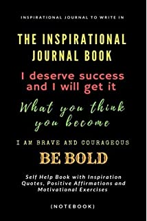 Inspiration Quotes | Inspirational Journal Inspirational Journal To Write In Self Help