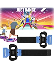 2 Packs Just Dance 2019 Wristband for Nintendo Switch, Adjustable Elastic Just Dance Armband Joy Con Wrist Strap for Nintendo Switch