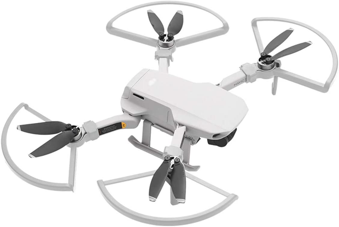 Tineer Propeller Guard Protection Quick-Release Props Blades Protector for DJI Mavic Mini Drone Accessory Grey
