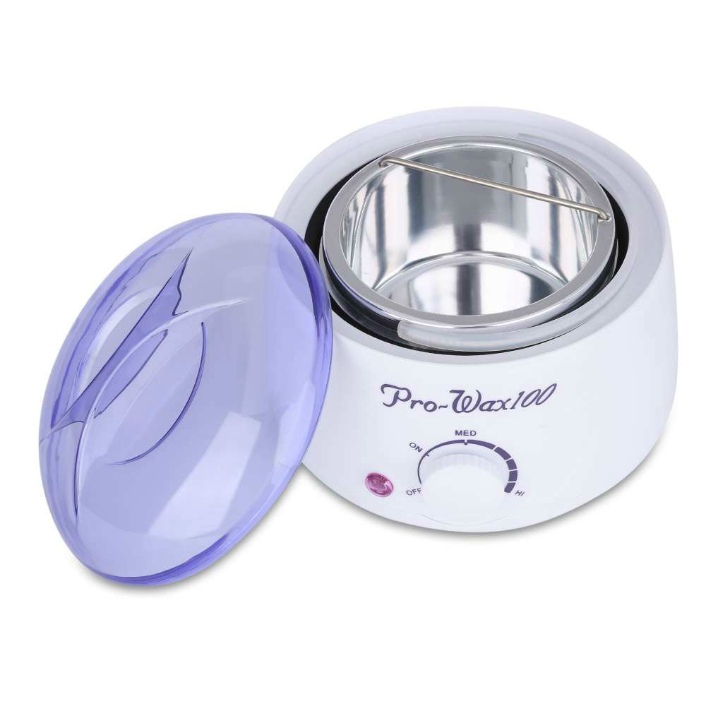 Pro Warmer Wax Heater Mini SPA Hand Epilator Feet Paraffin Wax Rechargeable Paraffin Heater Machine Hair Depilatory Health Care AALOVE