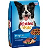 Kibbles 'N Bits Original Savory Beef & Chicken Flavors Dry Dog Food, 8-Pound