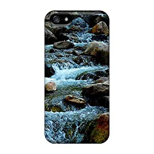 Ultra Slim Fit Hard RogerKing Case Cover Specially Made For Iphone 5/5s- Many Falls