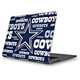 Skinit NFL Dallas Cowboys MacBook Pro 13 (2013-15 Retina Display) Skin - Dallas Cowboys Blast Design - Ultra Thin, Lightweight Vinyl Decal Protection