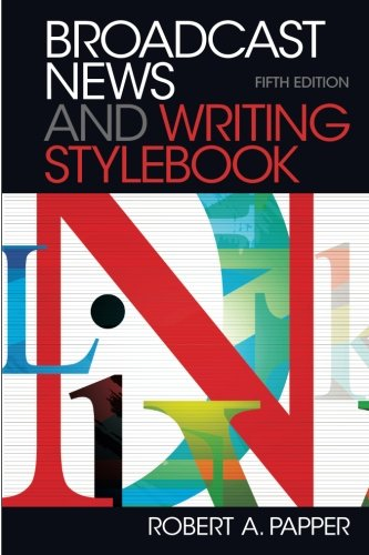 Broadcast News+Writing Stylebook