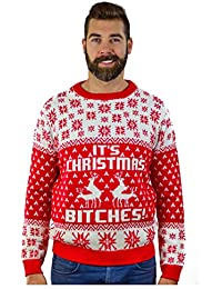 Mens Novelty Sweaters Amazoncom