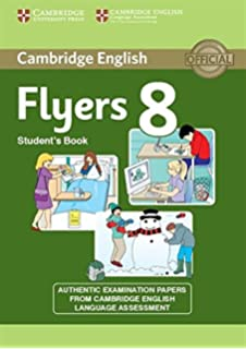 Amazon cambridge english young learners 8 movers students book cambridge english young learners 8 flyers students book authentic examination papers from cambridge english language fandeluxe Choice Image