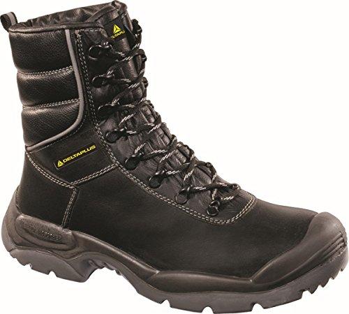 Delta Plus Panoply caderousse S3Wide Fit, botas de trabajo de seguridad impermeable DPI