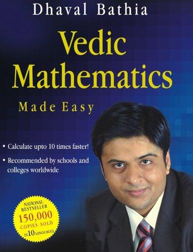 (Vedic Mathematics Made Easy)