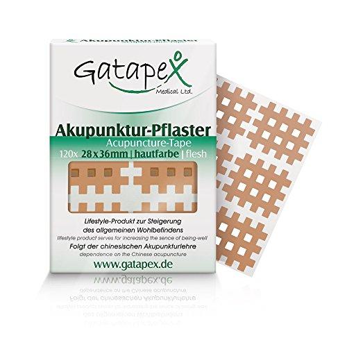 Gatapex gitterförmige Akupunkturpflaster (Crosstapes)
