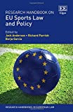 img - for Research Handbook on EU Sports Law and Policy (Research Handbooks in European Law series) book / textbook / text book