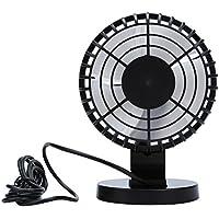 Rumas® Portable Mini Air Conditioner Cooler Fan USB (black)