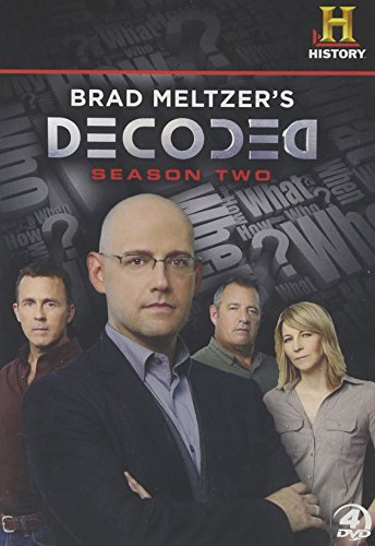 Brad Meltzer's Decoded: Season 2 [DVD] by A&E HOME VIDEO