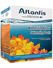 Winterizing Closing Kit for Swimming Pools (up to 60 000 liters)
