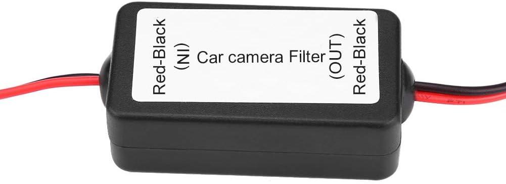 12V DC rectificador del filtro del condensador de la retransmisión del poder para la cámara del rearview del revés del coche