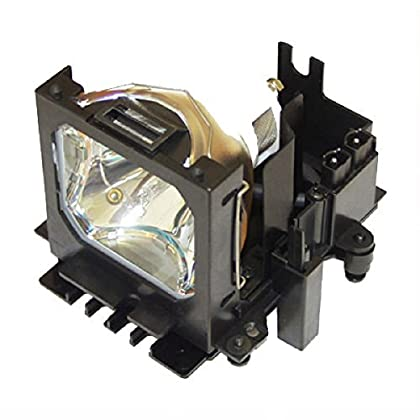 Image of Amazing Lamps DT-00601 / DT00601 Superior Series-New and Improved Technology-1 Year Warranty -Replacement Lamp with Housing for Hitachi Projectors - Crystal Clear, Brighter Picture