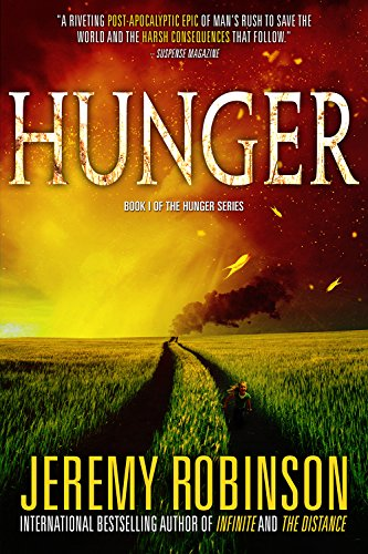 Hunger (The Hunger Series Book 1) by [Robinson, Jeremy, Knight, Jeremiah]