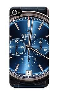 Christinbris New Arrival Iphone 5/5s Case Zenith Watch Clock Time (30) Case Cover/ Perfect Design