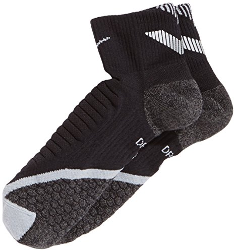 Unisex Sock Adult Black Nike Wolf Grey Cushion Elite Quarter Owd6wqX5