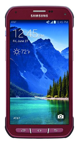 Samsung Galaxy S5 Active Ruby