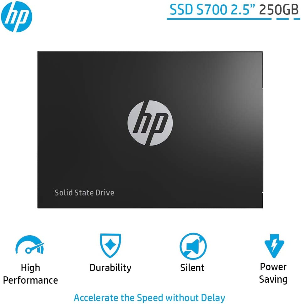 HP SSD 2DP98AA#ABC 250GB S700 2.5 inch Retail