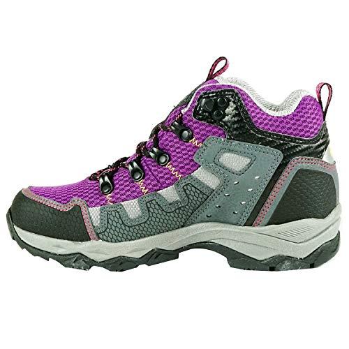 ASICS Womens Gel-MONTALTO Gore-tex Mid Sports Trekking Trail Hiking Boots (US 7) Purple