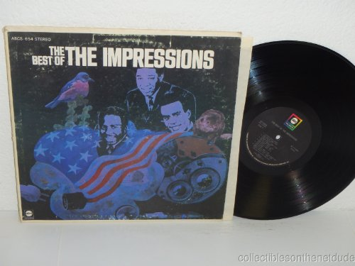 The Best of the Impressions (The Best Of The Impressions)