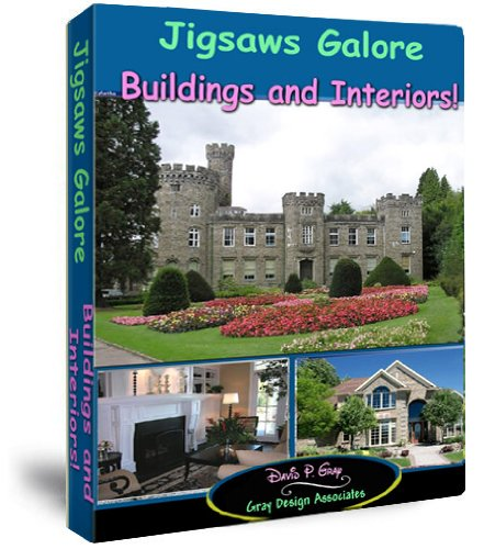 Review Jigsaws Galore Buildings and