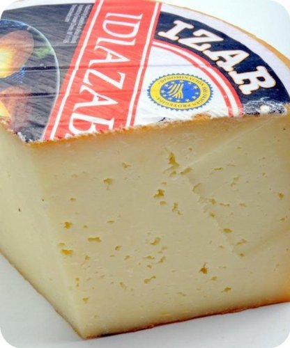 Idiazabal Cheese (Whole Wheel) Approximately 7 Lbs