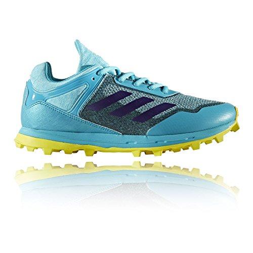 Adidas Femmes Fabela Zone Chaussures De Hockey Sur Gazon Aqua
