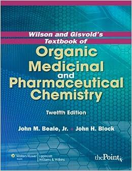 Medicinal chemistry erland stevens pdf
