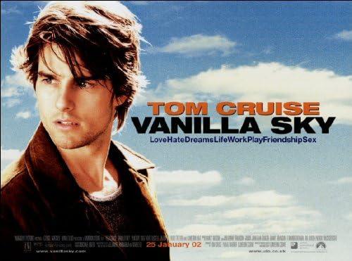 Vanilla Sky Movie Poster: Amazon.fr: Cuisine & Maison
