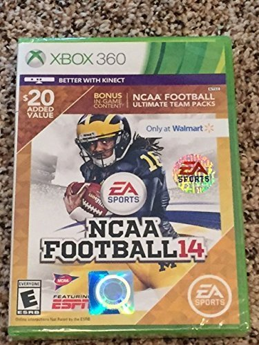 NCAA Football 14 with Ultimate Team Packs by EA SPORTS