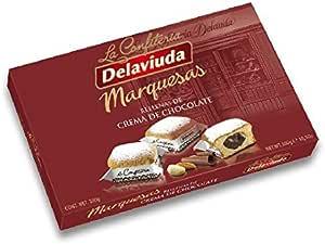 MARQUESAS DELAVIUDA CHOCOLATE 300G: Amazon.es