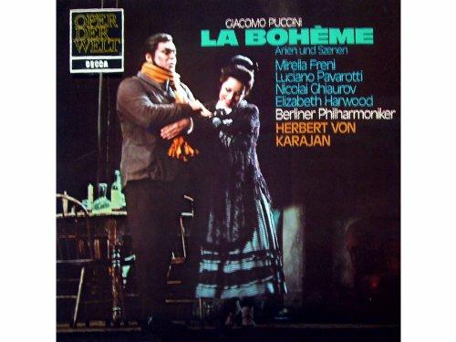 (Puccini: La Boheme (Arien und Szenen) [Vinyl LP)