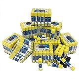 240 Pack - Wholesale 9g White Glue Stick - Bulk Case School Supplies