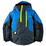 Obermeyer Kids  Baby Boy's Meteor Jacket (Toddler/Little Kids/Big Kids) Stellar Blue 5