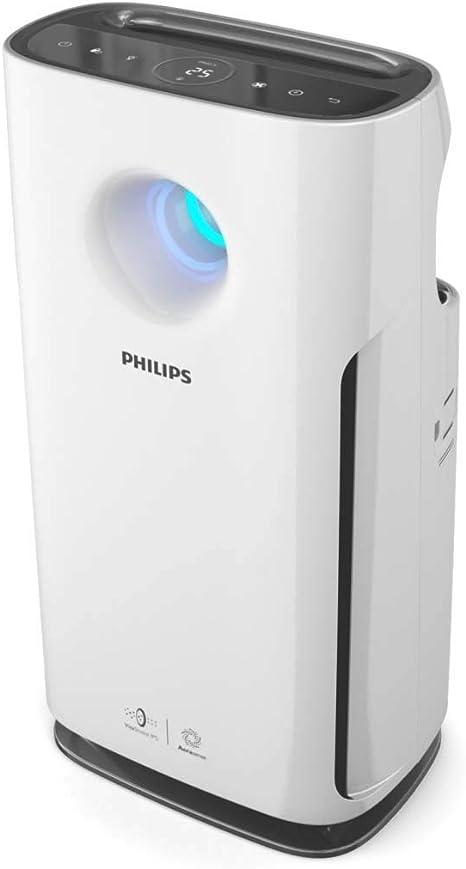 Philips Serie 3000 AC3256/10 - Purificador de Aire, Hasta 95 m², con Modo para Alérgenos, Interfaz de Usuario Táctil ...